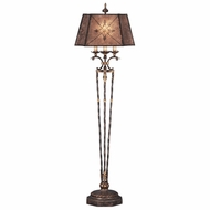 Fine Art Lamps 166120 Villa 1919 Traditional Bronze Floor Lamp