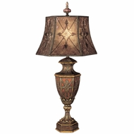 Fine Art Lamps 167110 Villa 1919 Traditional Bronze Table Lamp