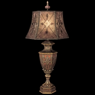 Fine Art Lamps 167110 Villa 1919 Wrought Iron Table Lamp