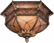 Fine Art Lamps 182145 Villa 1919 Traditional Rich Umber Ceiling Lighting
