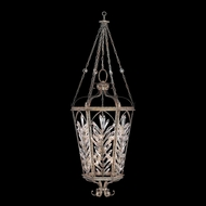 Fine Art Lamps 301140 Winter Palace Silver Foyer Light Fixture