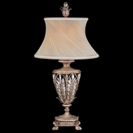Fine Art Lamps 301610 Winter Palace Classic Crystal Table Lamp Lighting