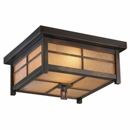 Fine Art Lamps 401080 Capistrano Bronze Outdoor Overhead Lighting