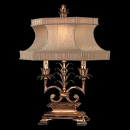 Fine Art Lamps 408810-2 Pastiche Traditional Gold Table Light