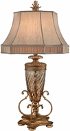 Fine Art Lamps 411310-2ST Pastiche Traditional Gold Table Light