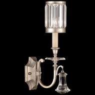 Fine Art Handcrafted Lighting 582850-2 Eaton Place Silver Lamp Sconce