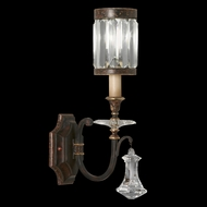 Fine Art Lamps 582850 Eaton Place 1-light Classic Crystal Wall Lighting Sconce