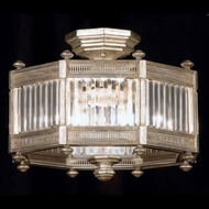 Fine Art Lamps 584640-2 Eaton Place Silver Ceiling Lighting
