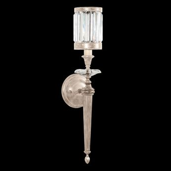 Fine Art Handcrafted Lighting 605750-2 Eaton Place Silver Wall Lamp