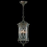 Fine Art Lamps 610882 Warwickshire 31 inch outdoor hanging light