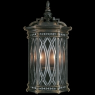 Fine Art Handcrafted Lighting 611881 Warwickshire 21 inch outdoor coupe wall light