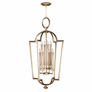 Fine Art Lamps 780440-2 Allegretto Gold Fluorescent Foyer Lighting