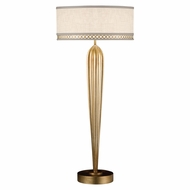 Fine Art Handcrafted Lighting 792915-2 Allegretto Gold Table Lamp