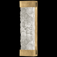 Fine Art Lamps 811050-44 Crystal Bakehouse Contemporary Gold Lighting Sconce