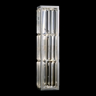 Fine Art Lamps 811250 Crystal Enchantment 23 Inch Tall ADA Compliant Wall Lighting Sconce - Large