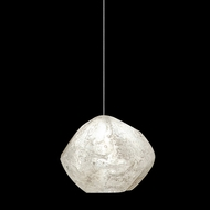 Fine Art Handcrafted Lighting 851840-20 Natural Inspirations Contemporary Gold LED Mini Pendant Light Fixture