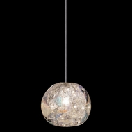Fine Art Handcrafted Lighting 851840-206 Natural Inspirations Contemporary Gold LED Mini Drop Ceiling Lighting