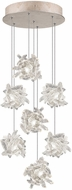 Fine Art Lamps 852640-202ST Natural Inspirations Contemporary Gold Halogen Multi Lighting Pendant