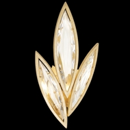 Fine Art Lamps 854250-22 Marquise Gold LED Wall Light Sconce