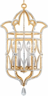 Fine Art Lamps 856640-1 Prussian Neoclassic Silver LED Foyer Lighting Fixture