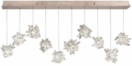 Fine Art Lamps 863240-202ST Natural Inspirations Contemporary Gold Halogen Multi Hanging Light