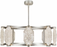 Fine Art Lamps 872840-11ST Allison Paladino Contemporary Silver LED 42  Pendant Lamp