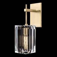 Fine Art Handcrafted Lighting 875050-2 Monceau Gold LED Lamp Sconce