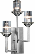 Fine Art Lamps 878650-1ST Neuilly Silver Leaf Wall Light Fixture