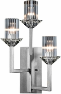 Fine Art Lamps 879750-1ST Neuilly Silver Leaf Sconce Lighting