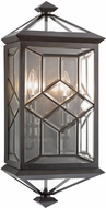 Fine Art Lamps 880781ST Oxfordshire Bronze Exterior 24  Wall Sconce Lighting