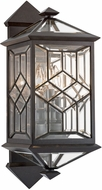 Fine Art Lamps 880981ST Oxfordshire Bronze Exterior 22.5  Lighting Wall Sconce