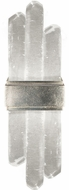 Fine Art Lamps 882150-1ST Lior Contemporary Silver LED 14 Wall Mounted Lamp
