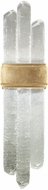 Fine Art Lamps 882250-21ST Lior Contemporary Gold LED 21 Wall Lighting Fixture