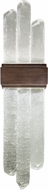 Fine Art Lamps 882250-31ST Lior Contemporary Bronze LED 21 Wall Sconce Light