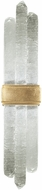 Fine Art Lamps 882350-2ST Lior Contemporary Gold LED 25.5 Wall Lighting