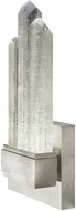 Fine Art Lamps 882550-1ST Lior Contemporary Silver LED 16 Wall Mounted Lamp