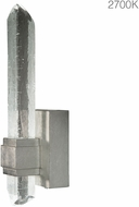 Fine Art Lamps 882650-11ST Lior Modern Silver LED 14  Wall Sconce