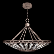 Fine Art Handcrafted Lighting 885440-1 Westminster Brown LED Ceiling Pendant Light