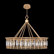 Fine Art Handcrafted Lighting 885640-2 Westminster Gold LED Lighting Pendant