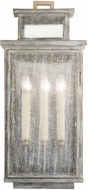 Fine Art Lamps 887281ST Wiltshire Traditional Weatered Grey Outdoor Wall Lighting