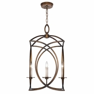 Fine Art Lamps 887740-1 Cienfuegos Bronze LED Foyer Lighting