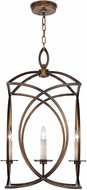 Fine Art Lamps 887740-1ST Cienfuegos Bronze Foyer Lighting