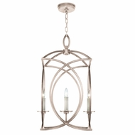 Fine Art Lamps 887740-2 Cienfuegos Gray LED Foyer Lighting Fixture