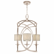 Fine Art Lamps 887740-21 Cienfuegos Gray LED Entryway Light Fixture