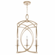 Fine Art Lamps 887740-3 Cienfuegos Gold LED Foyer Lighting