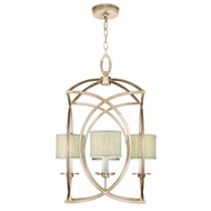 Fine Art Lamps 887740-31 Cienfuegos Gold LED Foyer Light Fixture