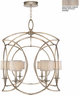 Fine Art Lamps 887840-2ST Cienfuegos Gray Foyer Lighting