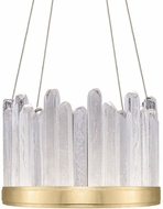 Fine Art Handcrafted Lighting 888140-21 Lior Contemporary Gold LED Drop Lighting