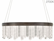 Fine Art Lamps 888540-31ST Lior Modern Bronze LED 41  Pendant Hanging Light