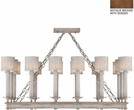 Fine Art Lamps 888840-11ST Cienfuegos Bronze Kitchen Island Light